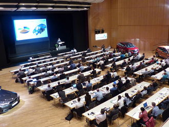 27 September 2017: TECOSIM at SafetyUpDate in Graz