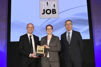 Top Job 2017: TECOSIM is employer of the year