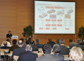 Lecture at the automotive CAE Grand Challenge