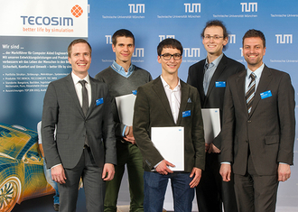 TECOSIM sponsors students with Germany Scholarship another year