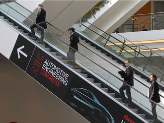 10. Juni 2015: Vortrag auf Automotive Engineering Congress