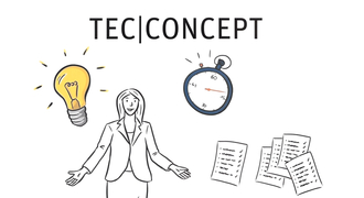 Video explains new process solution TEC|CONCEPT
